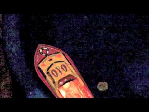 Ponyo Boat