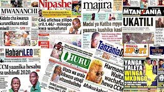 LIVE: Madai ya Katiba Mpya Yaanza Kushika Kasi/Harmonize, Waitara Wachafua Hewa CCM/