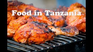 Food Street in Dar es Salaam (Tanzania)