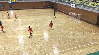 伊豆総合高校ハンドボール部 選手権大会(2017.9.9)vs沼津西高校②