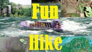Niagara Glen Gorge Whirlpool Hike