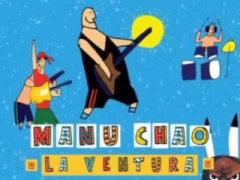 ★ Manu Chao ★  Album (inedito inédits)