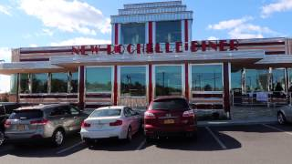 NYC (ish) TREATS - New Rochelle Diner
