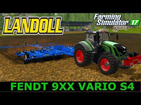 Farming Simulator Mods FENDT 900 Vario S4
