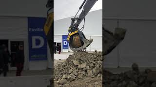 Video still for MB Crusher Demonstration at World Ag Expo