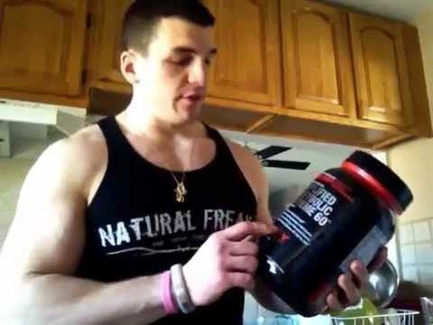 GNC Amplified Muscle Protein Whey Review
