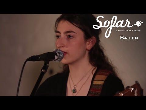 Bailen - Something Tells Me | Sofar NYC
