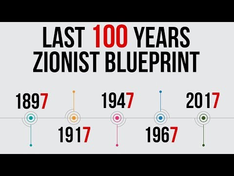 (2017-2067 ) Zionist Master Plan for next 50 years - Part 1 of 2