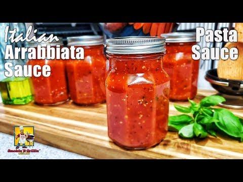 Italian Arrabbiata Sauce | Pasta Sauce Recipe