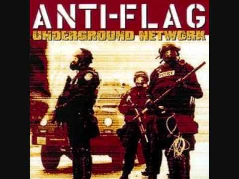 Anti-Flag: Red White and Brainwashed w/ lyrics