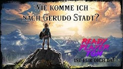 Guide Zelda Breath of the Wild - Wie komme ich nach Gerudo Stadt?