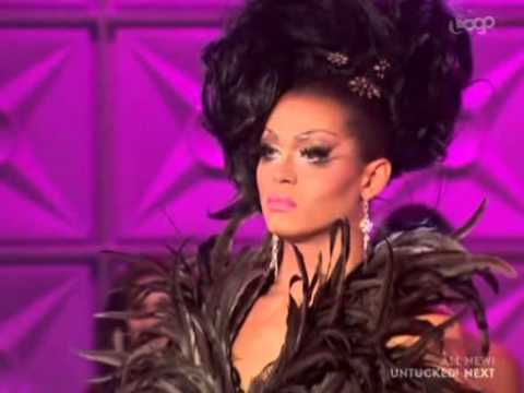 RPDR SEASON THREE EPISODE 06 - DELTA WORK VS MARIAH