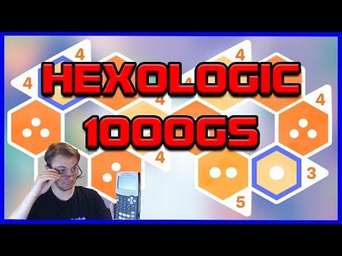 Hexologic 1000GS   Stream Highlights  