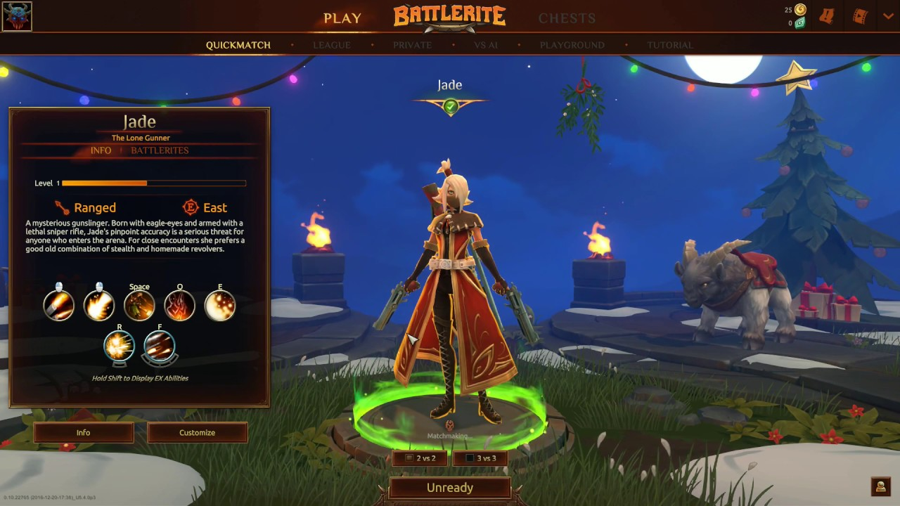 Another Battlerite matchmaking feature will match players up.