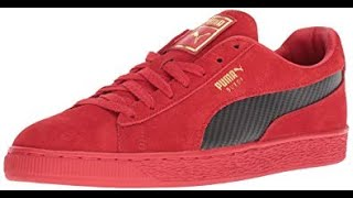 Unboxing Review sneakers PUMA Scuderia Ferrari Suede 50 30613401