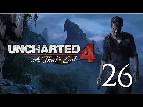 Uncharted 4 A Thief's End - Crushing Let's Play Part 26: Avery's Cave