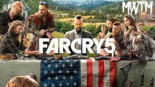 Far Cry 5 STREAM- Začátek všeho ! 🔥 💥