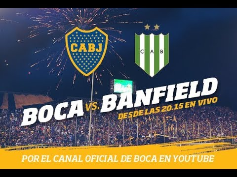 Boca vs. Banfield en vivo por streaming