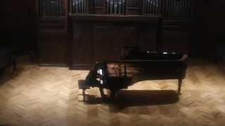 M. Yakhlakova - Scriabin - Piano Sonata no.4 in F sharp major, Op.30