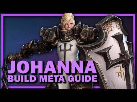 Heroes Of The Storm Johanna Build Meta Guide Best Most Popular Hero League Build Youtube Sonya is a flexible and useful warrior that acts more as a bruiser than a tank. heroes of the storm johanna build meta guide best most popular hero league build