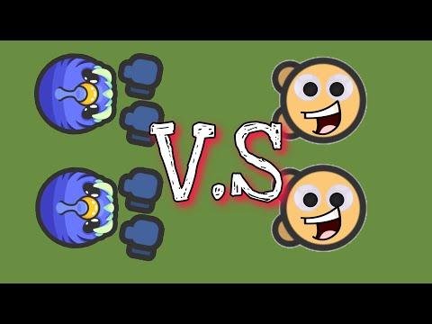 Me And Nut Vs UnlegendaryNoob And XD!!