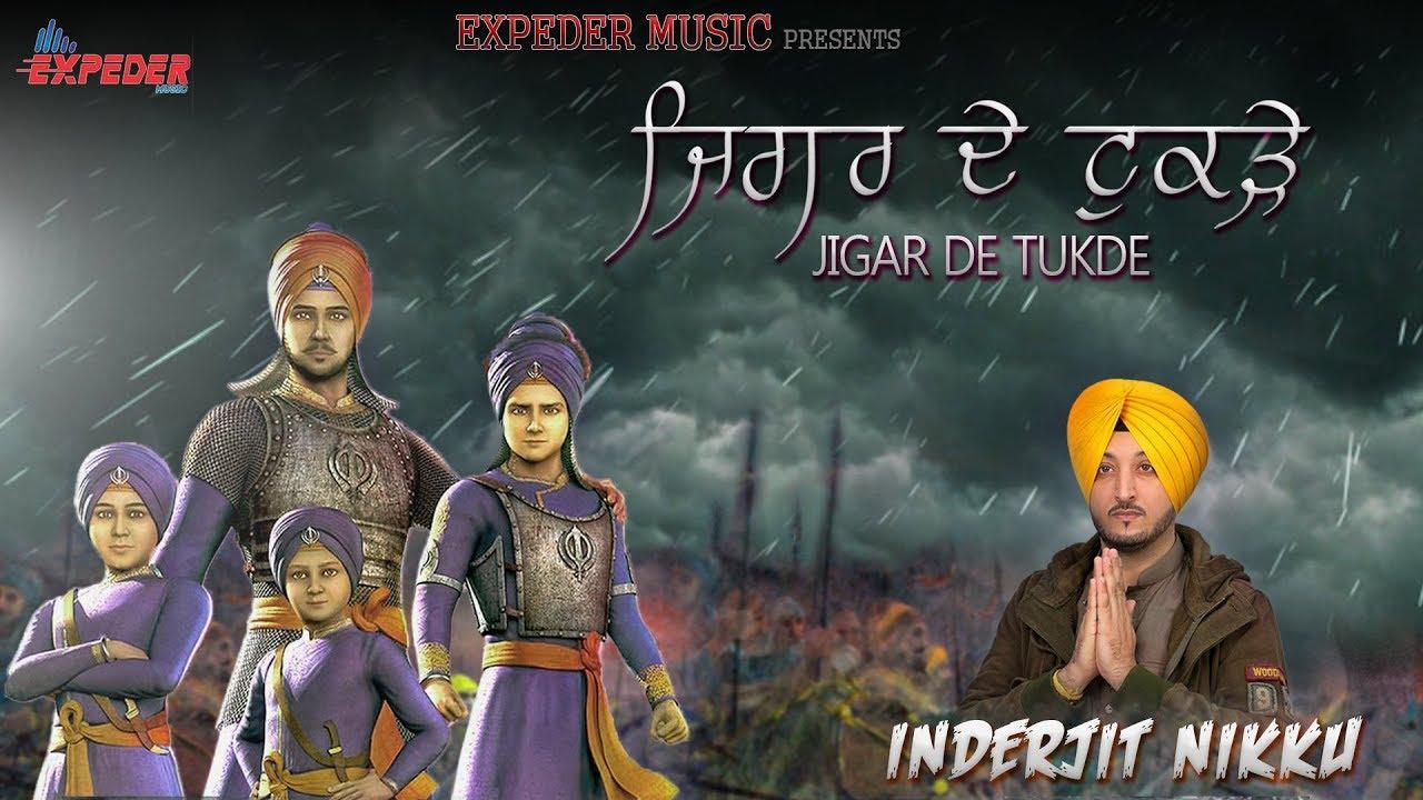 Jigar De Tukde - Inderjit Nikku | Official Music Video