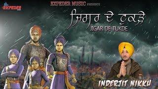 Jigar De Tukde Inderjit Nikku Free MP3 Song Download 320 Kbps