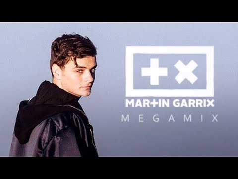 Martin Garrix • Megamix 2018