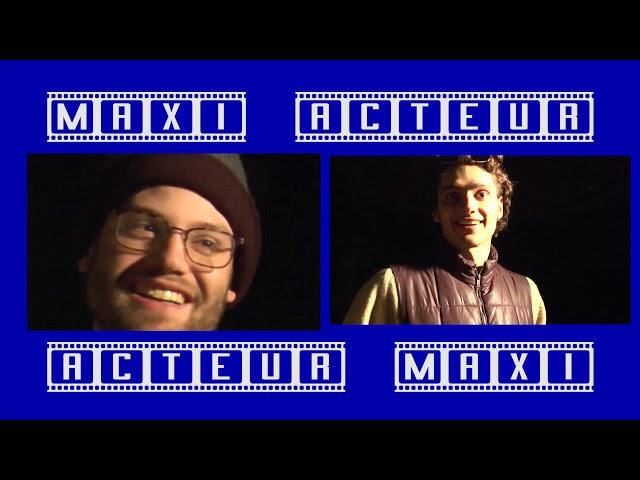 Making of avec Maxi : Les débuts d'acteur de Maxi | BOLDIOUK ET BRADOCK