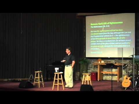 Romans: God's Gift of Righteousness