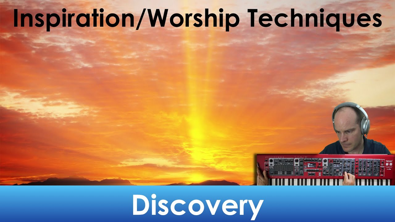 Nord Stage 3 Discovery: Worship and Inspiration Sounds | Tutorial