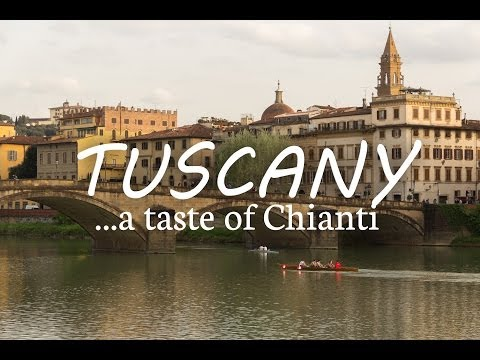 Exploring the lesser known side of Tuscany and Chianti