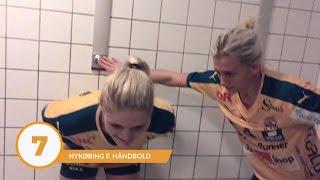 Mannequin Challenge Nykøbing F. Håndbold-JAN17