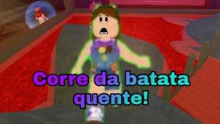 ROBLOX-RUN HOT POTATO! (Potato Panic! [Minigame])
