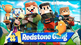Redstone Gang no FORTNITE!