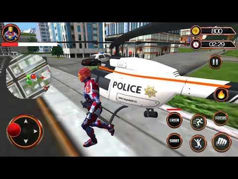 Ultimate KungFu Superhero Iron Fighting Free Game | Iron Hero Survival | New Android GamePlay
