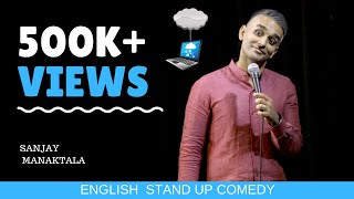 IT Industry Jokes 2.0 | ENGLISH stand up comedy by Sanjay Manaktala