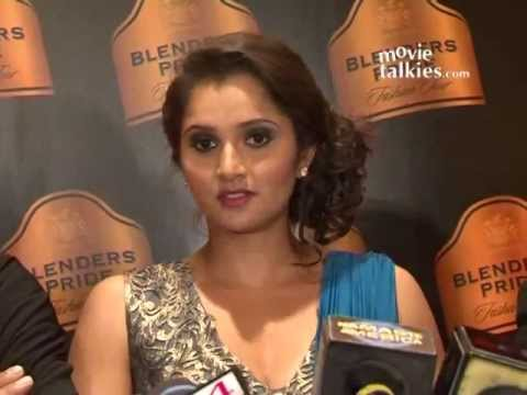 Sania Mirza Talks About Bollywood And Her Favourite Stars