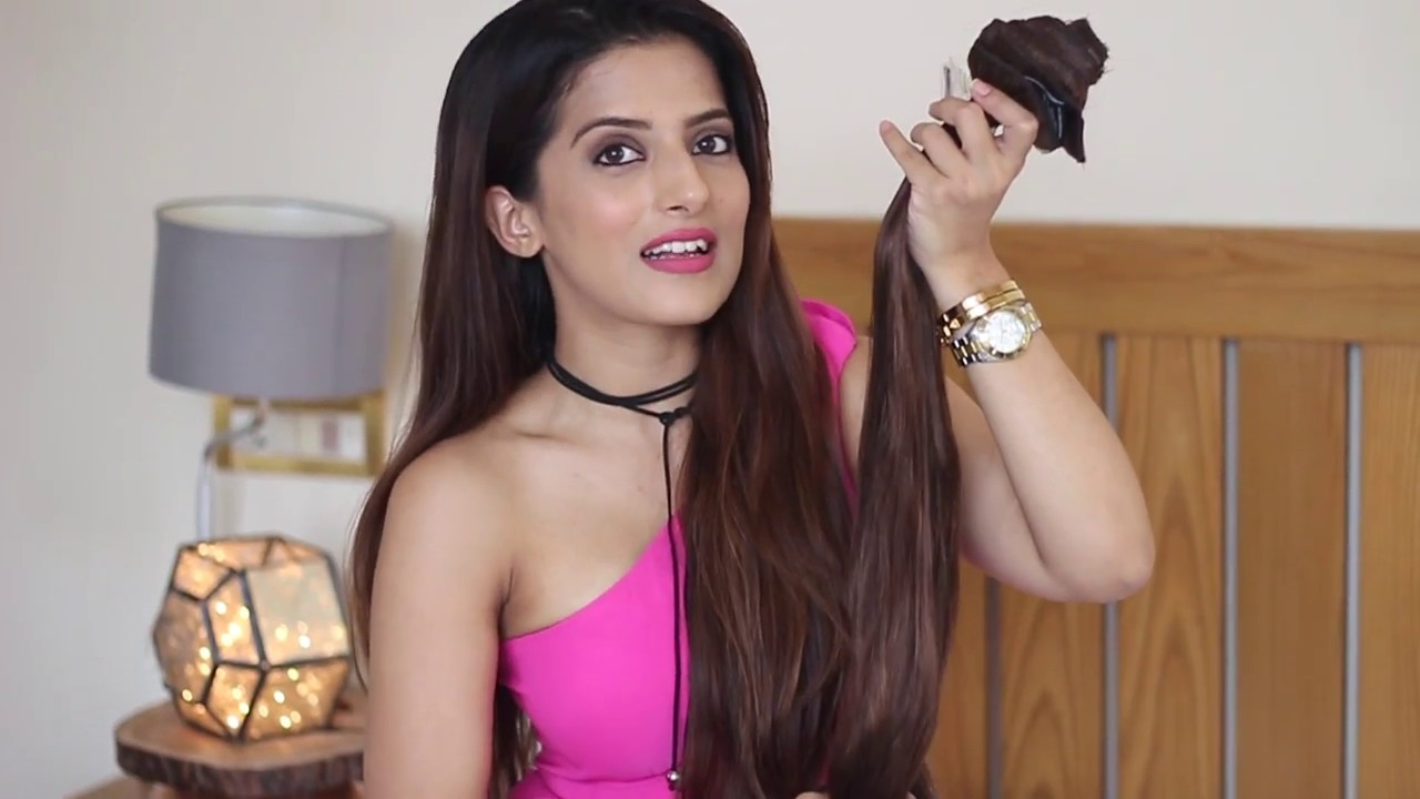 Diva Divine Hair Extensions 10 Piece Clip In Set Youtube