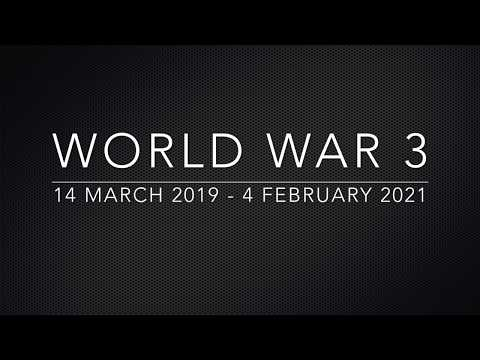 World War 3 Simulation (2019 - 2021)