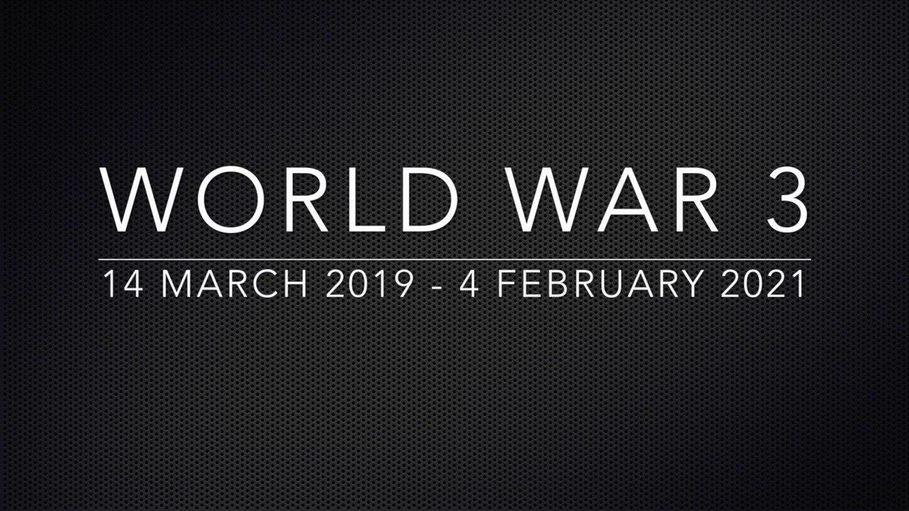 Will the 3rd World War in 2019 15