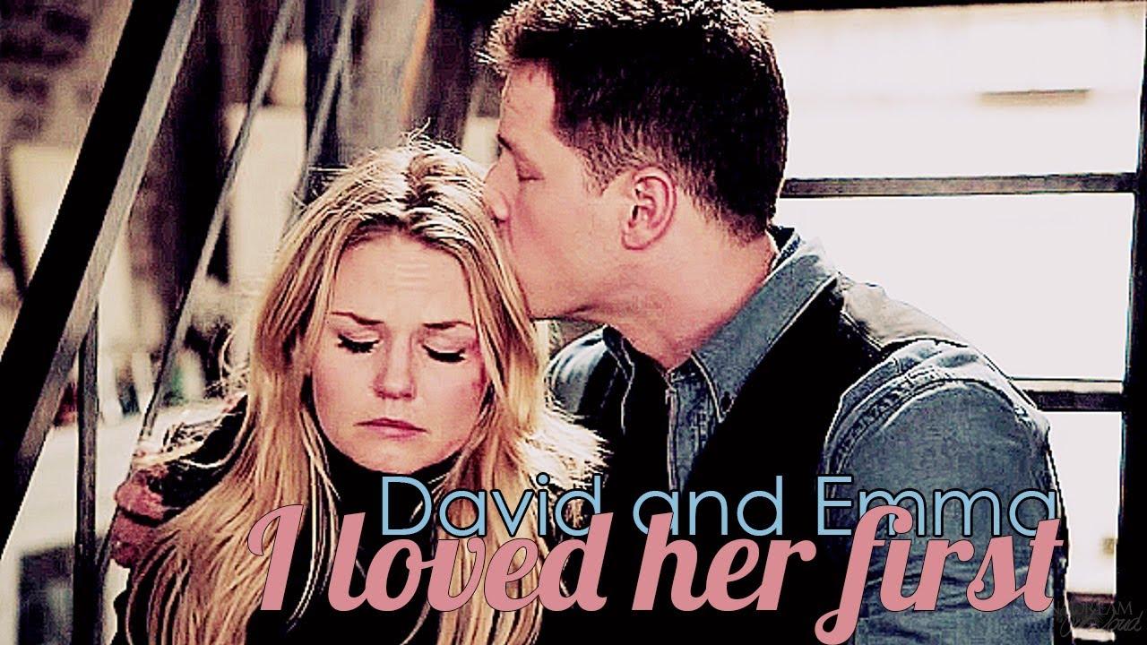 David and Emma(+Killian) || I Loved Her First - YouTube