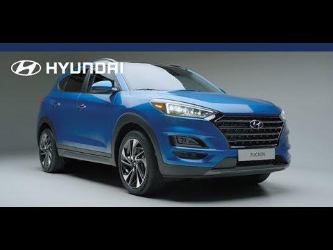 The New Tucson   Explore The Product   Hyundai Canada