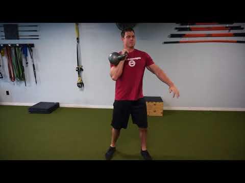 Kettlebell Golf Performance Workout!