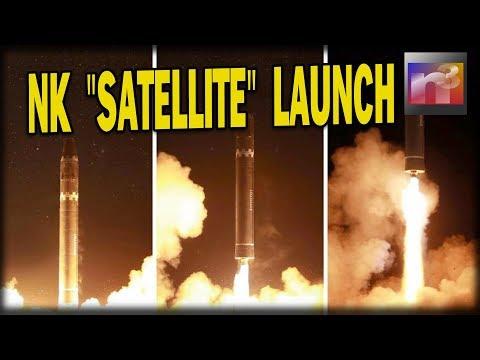 ALERT: World HOLDS BREATH as NK preps 'DECEPTIVE' Satellite Launch