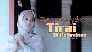 Monica Revie Sulam - Tirai Di Pelaminan (Official Music Video) | Lagu Minang Terbaru