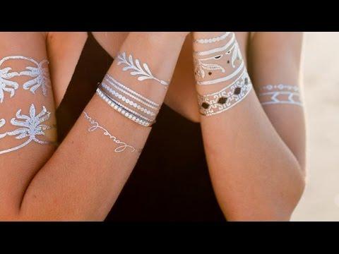 How to Rock Body Art Jewelry