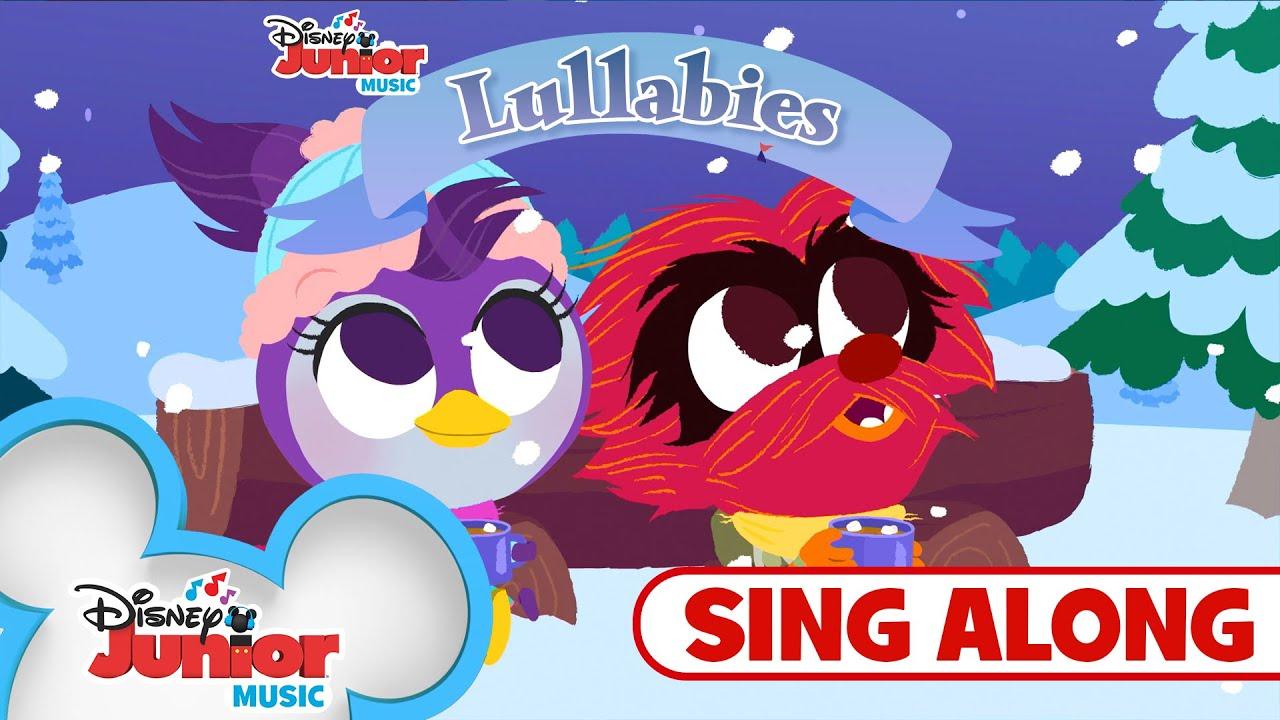 Sing I've Been There Buddy   🎶Disney Junior Music Lullabies   Disney Junior