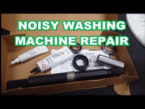 Maytag Washer Bearing Replacement Doovi