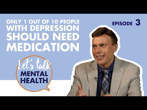 LTMH Episode 3: Why Medications Aren't The Solution To Depression And Anxiety